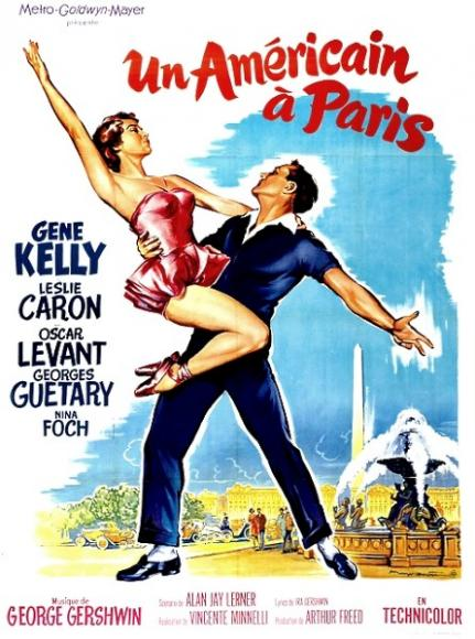 An American in Paris at Pantages Theatre