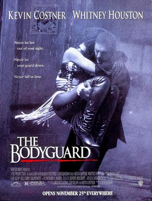 The Bodyguard at Pantages Theatre