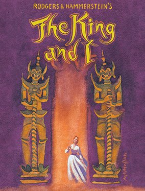 Rodgers & Hammerstein's The King and I at Pantages Theatre
