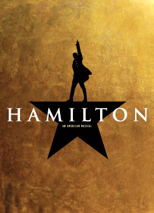 Hamilton at Pantages Theatre