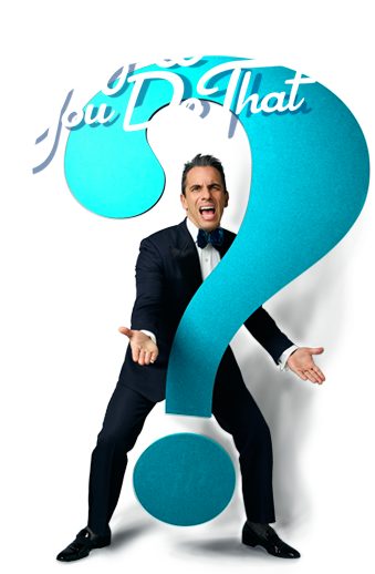 Sebastian Maniscalco at Pantages Theatre