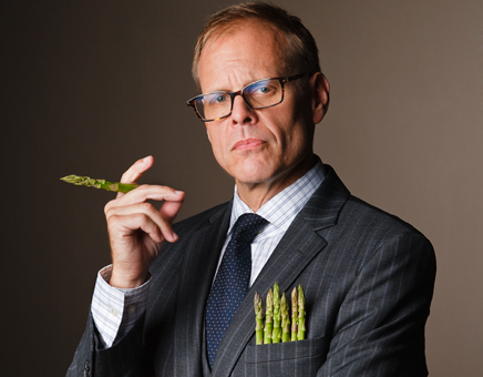 Alton Brown at Pantages Theatre