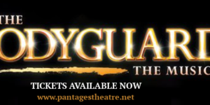 the bodyguard broadway tickets