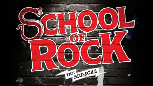School of Rock - The Musical at Pantages Theatre