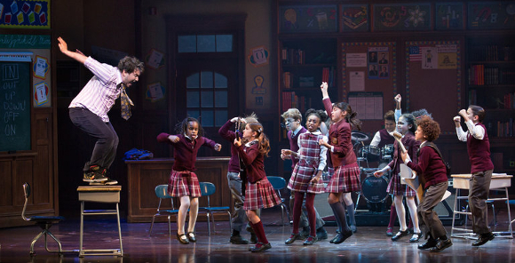 school of rock live los angeles