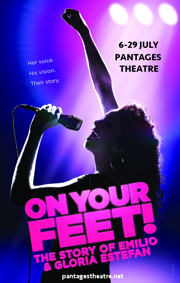 on your feet broadway pantages theatre los angeles tickets
