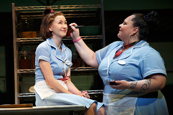 waitress broadway musical tickets los angeles