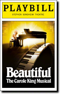 Beautiful: The Carole King Musical at Pantages Theatre