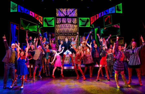 Kinky Boots at Pantages Theatre