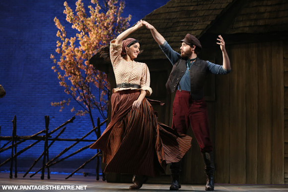 fiddler on the roof broadway pantages theater buy tickets