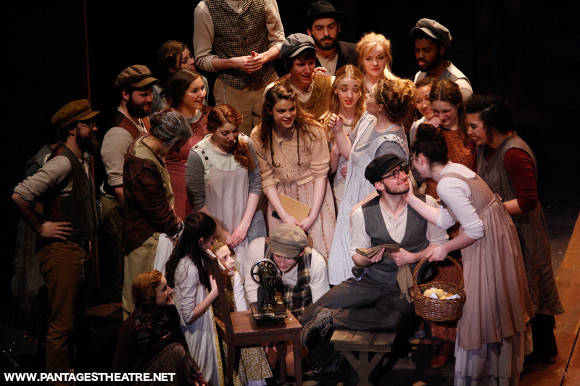 fiddler on the roof pantages theater get tickets