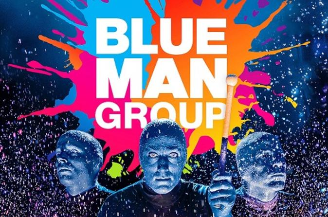 Blue Man Group at Pantages Theatre