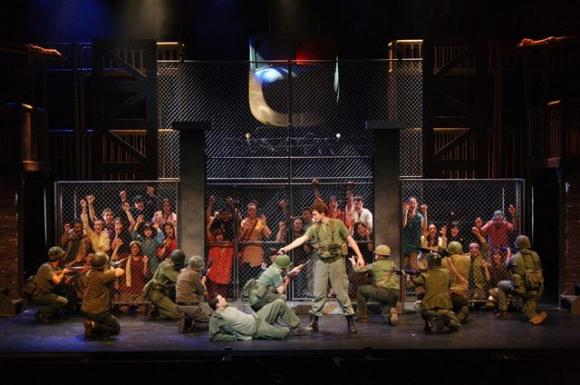 Miss Saigon at Pantages Theatre