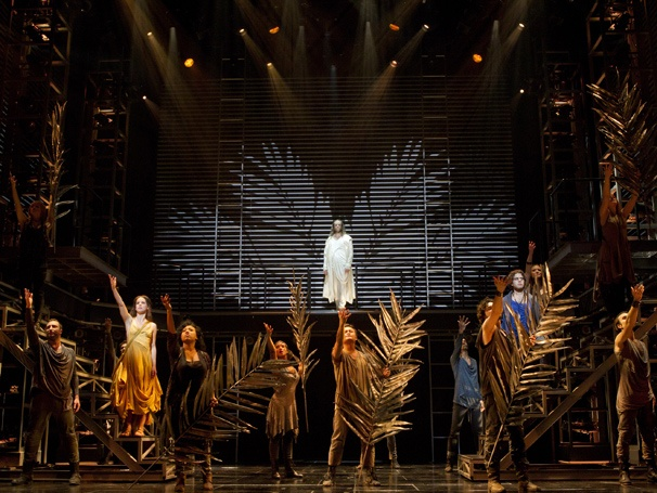 Jesus Christ Superstar at Pantages Theatre