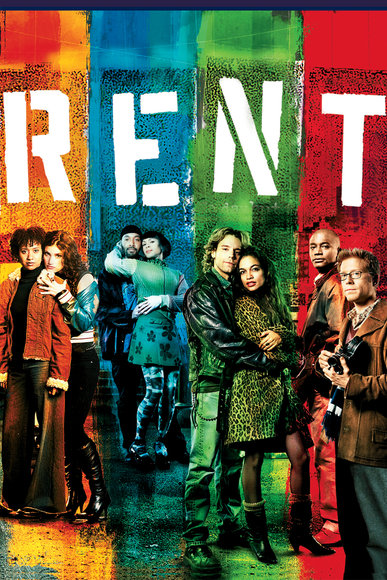 Rent at Pantages Theatre