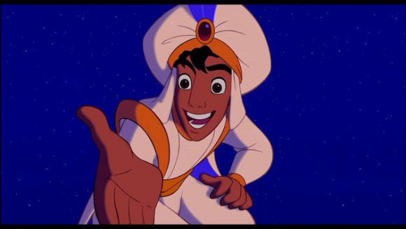 Aladdin at Pantages Theatre