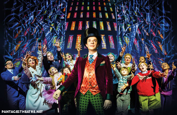 charlie and the chocolate factory pantages theatre get tickets
