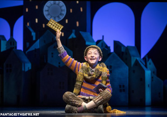 charlie and the chocolate factory buy tickets pantages theater musical live