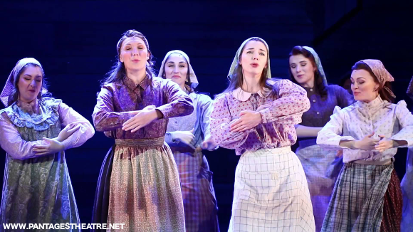 fiddler on the roof musical pantages theatre buy tickets